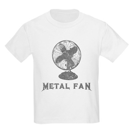 Metal Fan Kids Light T-Shirt