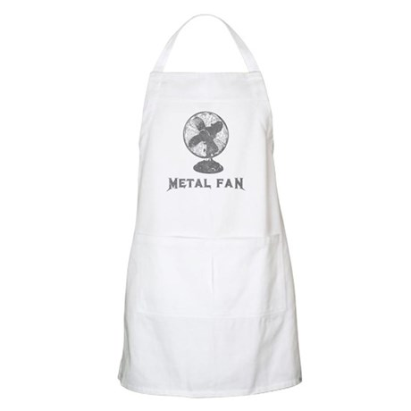 Metal Fan Apron