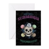 Ice Creamatorium II Greeting Cards (Pk of 10)