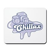 Chillax Mousepad