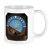 Attitude & Turn Coordinator Coffee Mug
