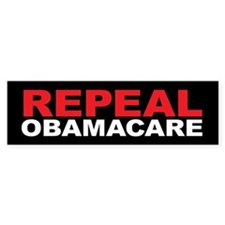 Repeal ObamaCare Bumper Bumper Sticker