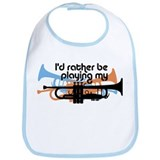 Trumpet Player Bib