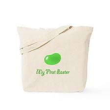 first jellybean green Tote Bag