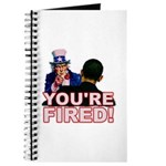You're Fired! Journal