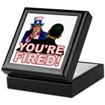 You're Fired! Keepsake Box
