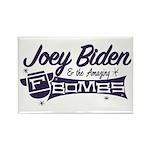 Biden & the F-Bombs Rectangle Magnet (100 pack)