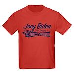 Biden & the F-Bombs Kids Dark T-Shirt
