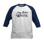 Biden & the F-Bombs Kids Baseball Jersey