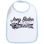 Biden & the F-Bombs Bib
