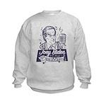 Biden & the F-Bombs Kids Sweatshirt