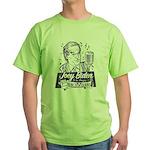 Biden & the F-Bombs Green T-Shirt