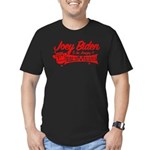 Biden & the F-Bombs Men's Fitted T-Shirt (dark)