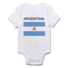 Argentina Apparel Infant Bodysuit