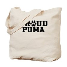 Proud Puma Tote Bag