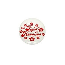 New Flyin' Hawaiian 2010 Mini Button