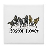 Boston Lover Tile Coaster