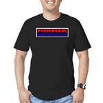 Former Democrat Men's Fitted T-Shirt (dark)