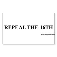 Repeal the 16th Decal