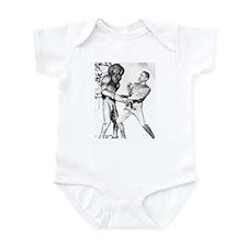 Obama & Aliens Infant Bodysuit