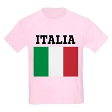 Unique Italia soccer T-Shirt