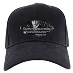 Comedy on Quantum Theory Black Cap