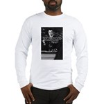 Comedy on Quantum Theory Long Sleeve T-Shirt