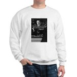Comedy on Quantum Theory Sweatshirt