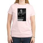 Comedy on Quantum Theory Women's Pink T-Shirt