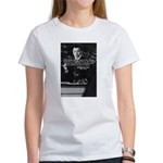 Comedy on Quantum Theory Women's T-Shirt