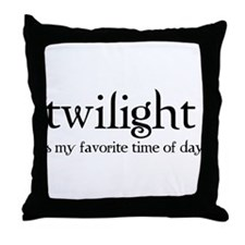 Unique Edward cullen Throw Pillow