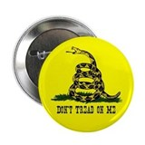 "Don't Tread 2.25"" Button"