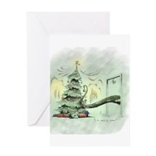In the Madness of Christmas Greeting Cards