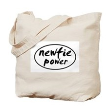 Newfie POWER Tote Bag
