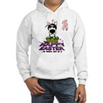 Husky - Happy Easter Hooded Sweatshirt