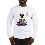 Husky - Happy Easter Long Sleeve T-Shirt