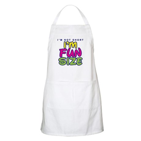 I'm Fun Size Apron