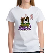 Papillon Happy Easter Tee