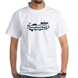 Narragansett RI - Surf Design Shirt