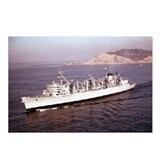 USS Seattle Ship's Image Postcards (Package of 8)