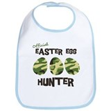 Easter Egg Hunter Bib
