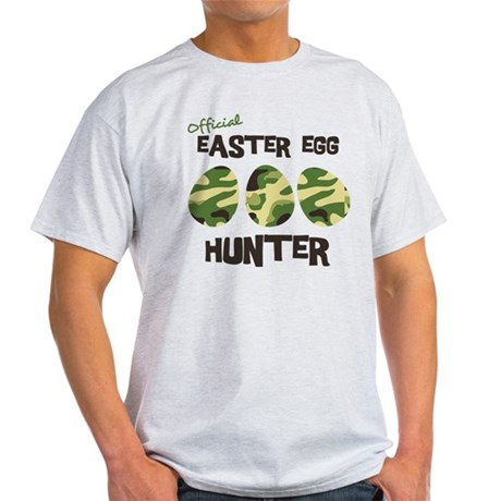 Easter Egg Hunter Light T-Shirt