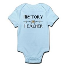 Future History Teacher Infant Bodysuit