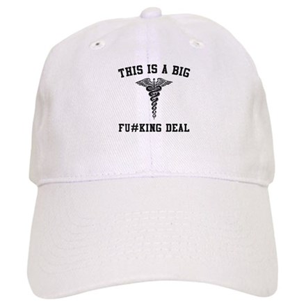 This Is a Big F'ing Deal Cap