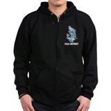 Peak District Zip Hoodie