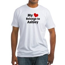 My Heart: Ashley Shirt
