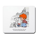 Bill Mousepad