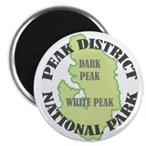"Peak District 2.25"" Magnet (100 pack)"