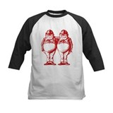 Tweedle Twins Red Tee