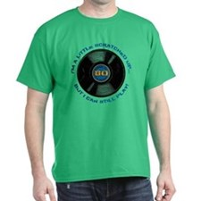 Scratched Record 80th Birthday T-Shirt